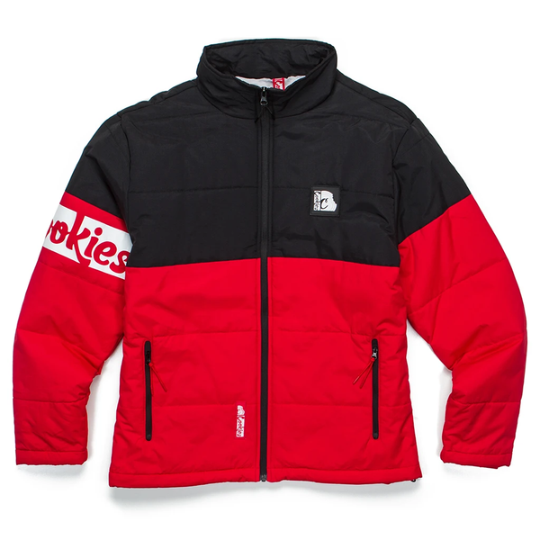 Cookies Jacket Red/Black