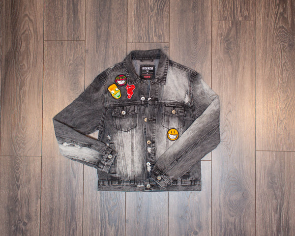 Staple X Ron English Denim Jacket