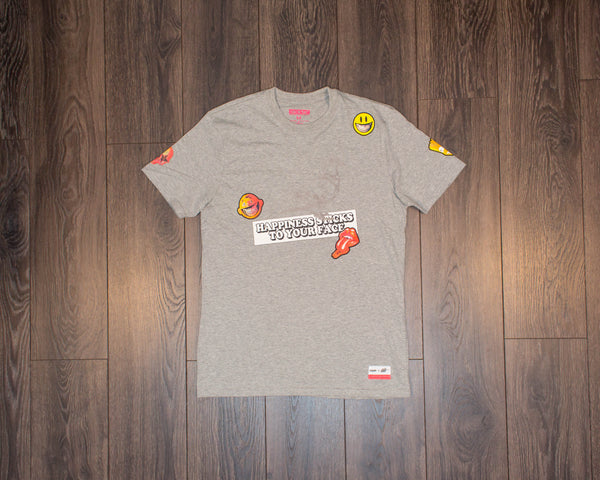 Staple X Ron English Tee Grey