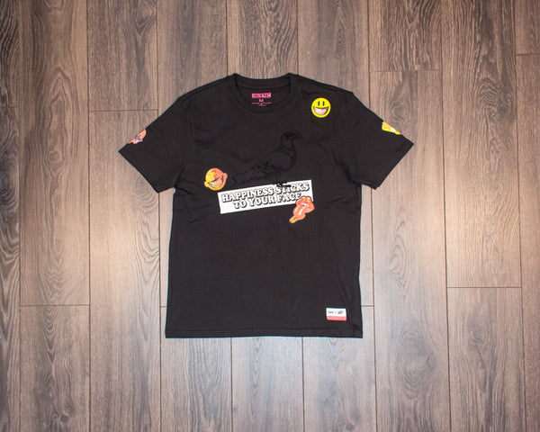 Staple X Ron English Tee Black