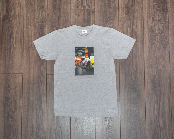 Supreme XX CDG Harold Hunter Photo Tee