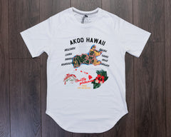 Akoo Haven Scoop Btm Tee