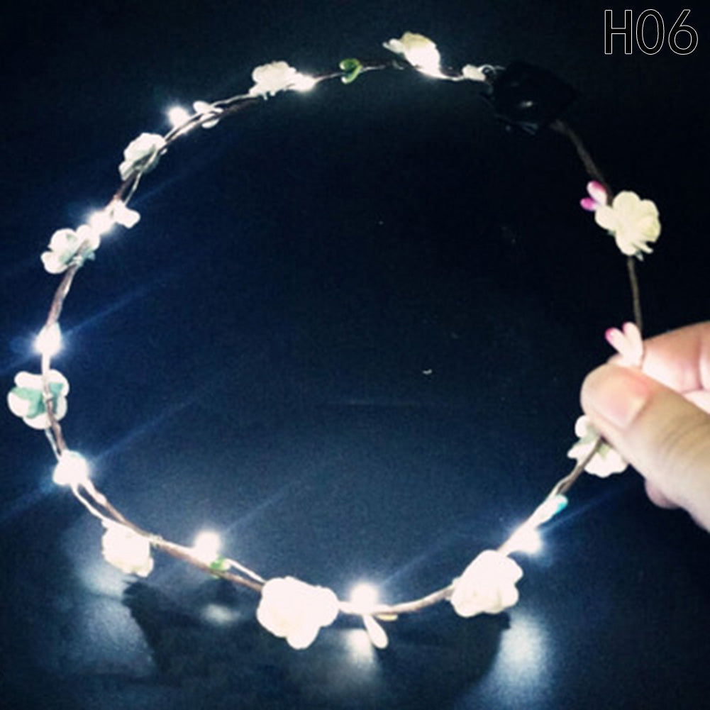 LED Flower Crown – bubbledaisies ed5449c9631