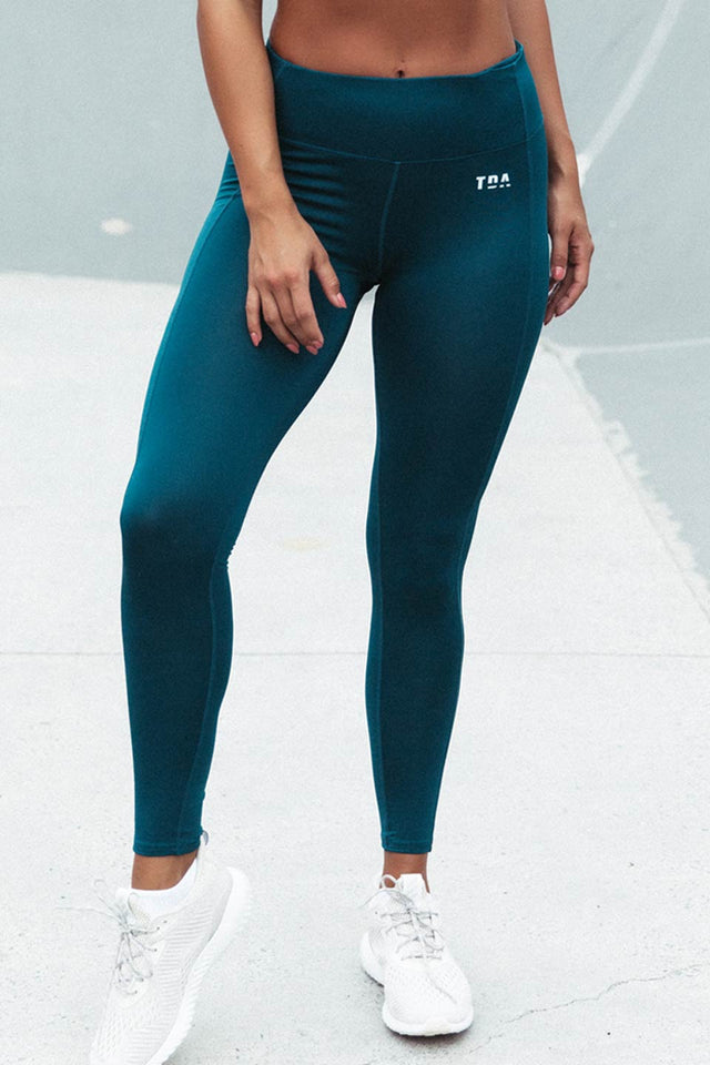 TDA Leggings - Teal
