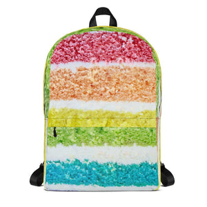 Rainbow Cake Layer Backpack