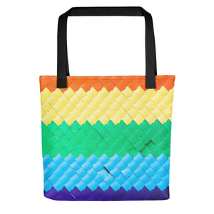 Taxtured Tote bag