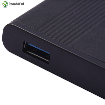 USB 3.0 500GB-2TB 2.5 inch SATA HDD Hard Drive Enclosure