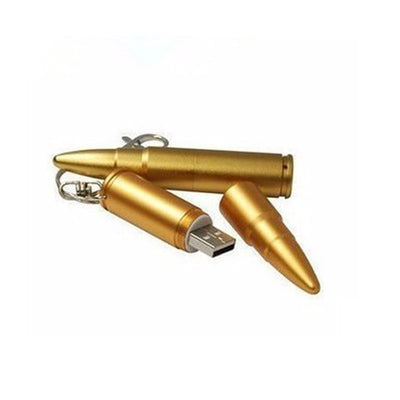 Bullet Shape USB 2.0 Pen drive From 4 to 64 GB