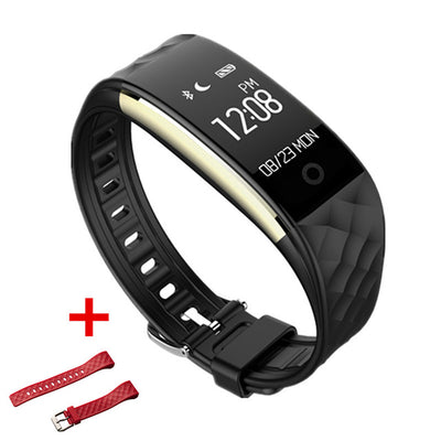 S2 Heart Rate Monitor Blood Pressure Fitness Tracker Smart Wristband