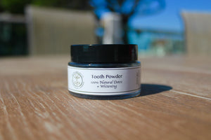 Detox and Whitening Tooth Powder