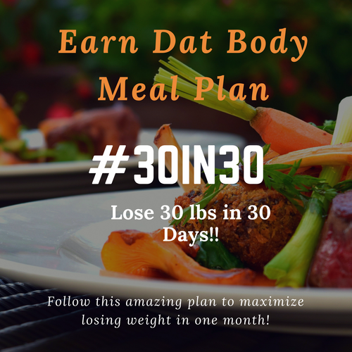 30 in 30 Meal Plan