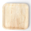 Square Palm Leaf Plates 10 inch 25/package