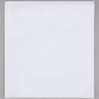 Napkins Lunch White made from Recycled Fibers 500 Count or Case of 6000