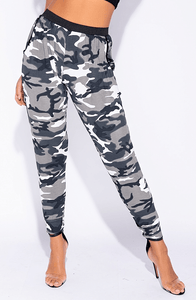 FALLON CAMO JOGGING TROUSERS