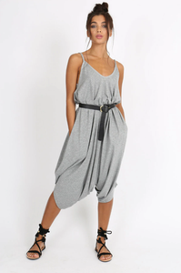 RACHEL GREY DRAPED HAREM JUMPSUIT