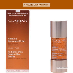 Autobronzant Addition éclat Clarins