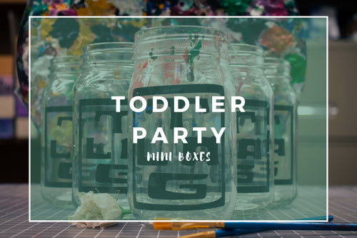 Private Garden Party Option 1 Toddler Workshop