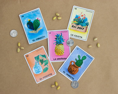 Loteria Sticker Pack