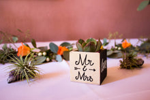 Mr. & Mrs. Box Mini Favors