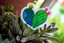 Corazon de Nopal Sticker