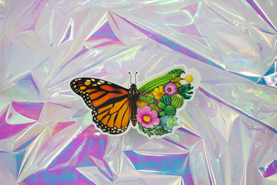Mariposa Sticker
