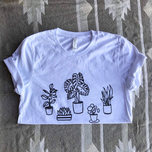 Plant Doodle Tee