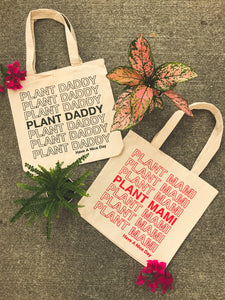 Plant Daddy Tote