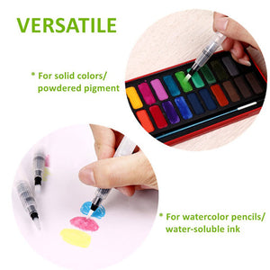 6 Pieces Smart Watercolor Brush Set