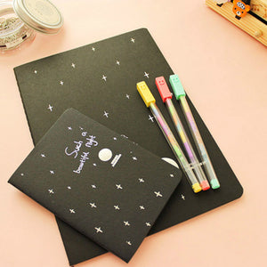 Black Paper Sketch DIY Book