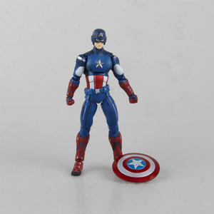 Captain America Mannequin Action Figure