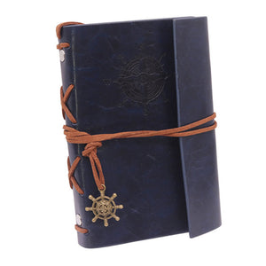 Leather Vintage Pirate Notebook