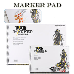 Outdoor Portable Marker Pad