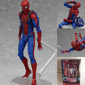 The Amazing Spiderman Mannequin Action Figure