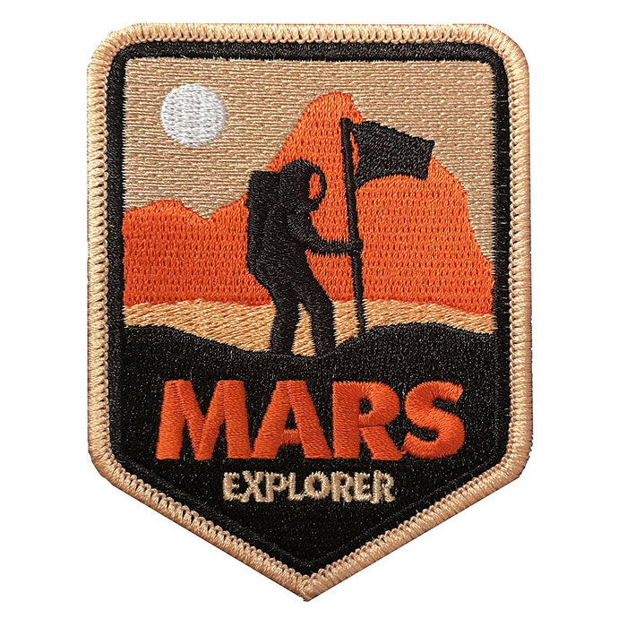 Mars Explorer Patch