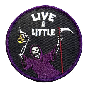 Live a Little Patch