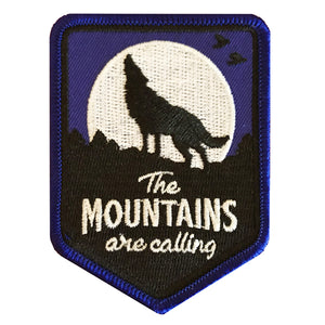 The Mountains Are Calling Patch