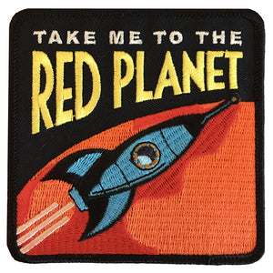 Red Planet Patch