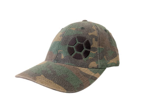 """THE OPERATOR"" Camo Flex Fit Hat 
