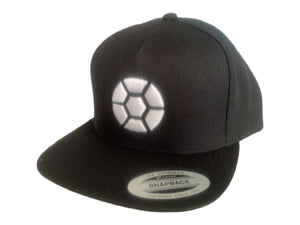 """ICE"" Black Snap Back Hat 