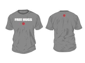 """FREE HUGS"" GRAY T-Shirt 