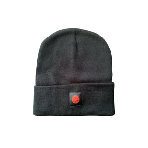 """THE BREEZE"" BEANIE BLACK 