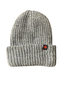 """THE SLOUCH"" PREMIUM BEANIE GREY MIX 