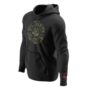 """SALUTE TO SERVICE"" HONU BJJ Heavy Sweatshirt 