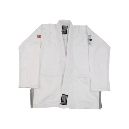 MAEDA RED LABEL WHITE GI BLANK (FOR SDSU STUDENTS)