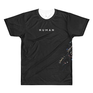 Maybe Human Full Print T-Shirt