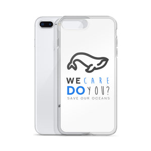 Ocean Care iPhone Cases