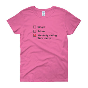 Women's Dating Tom Hardy T-Shirt