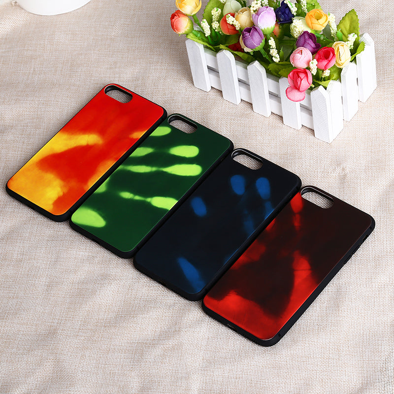Thermal Touch iPhone Cases