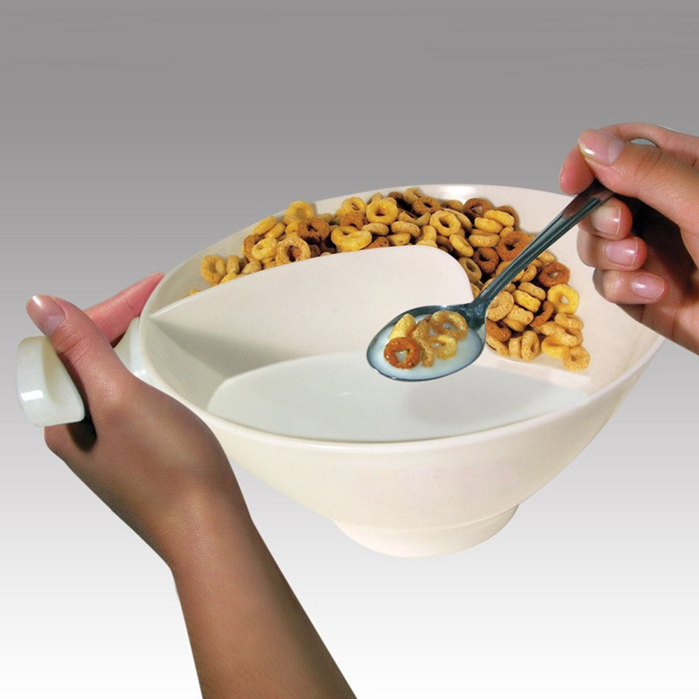 Cereal Isolation Bowl