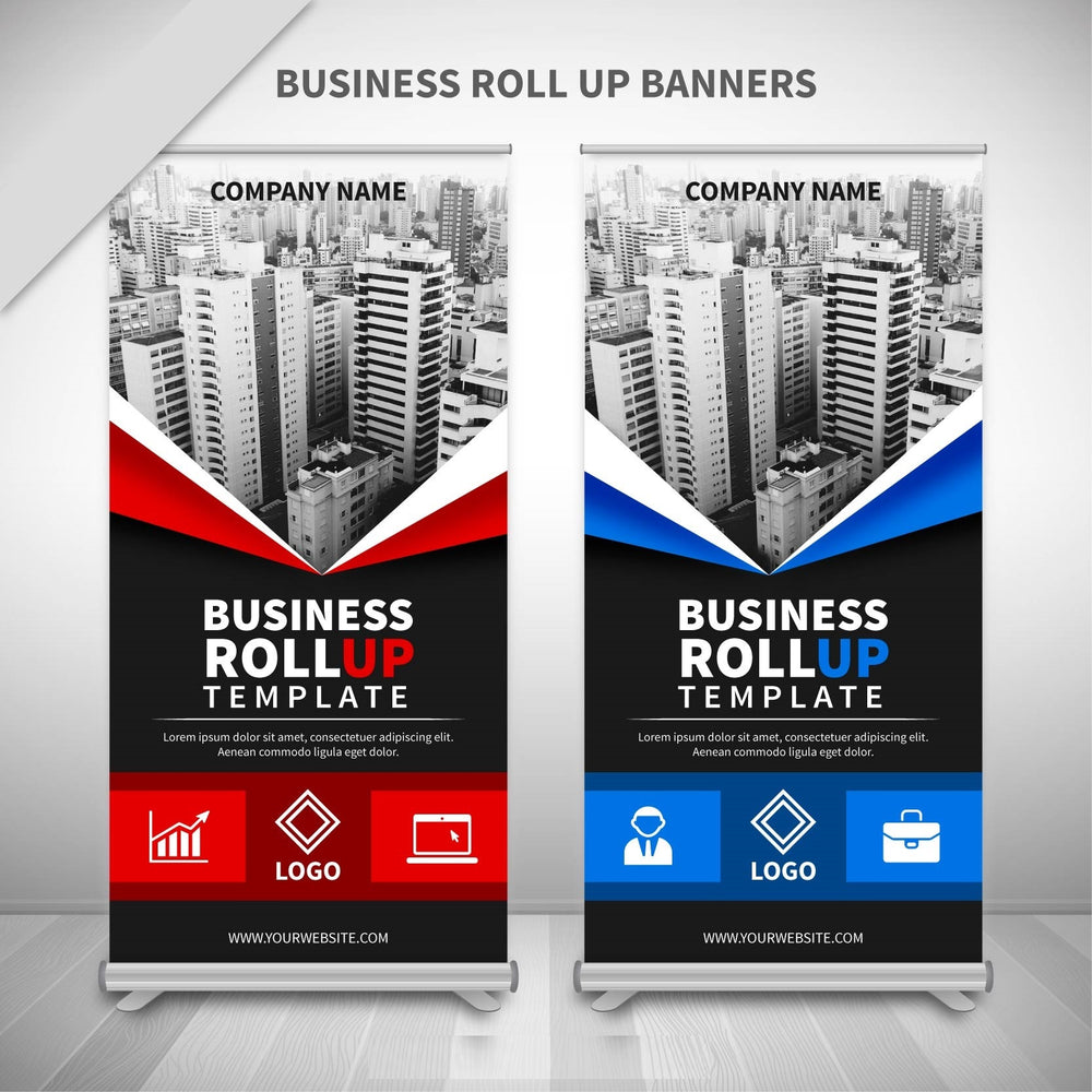 roll up banners – Weprintz